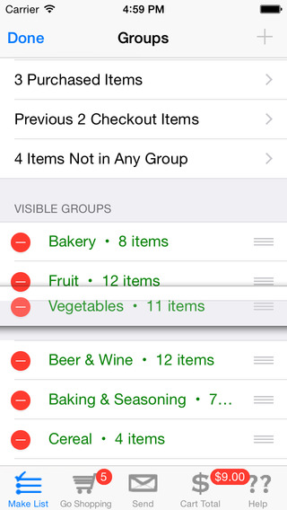 Bread and Milk Classic iPhone Screenshot 4