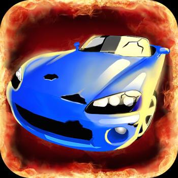 遊戲App|Car Destruction 3D Deluxe LOGO-3C達人阿輝的APP
