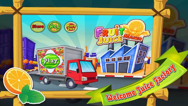 Fruit Juice Maker - Drink simulator and drink maker game