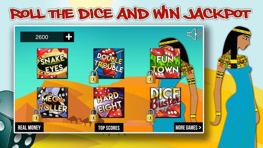 Addictive Pharaohs Casino Of Yatzy Blitz and Jackpot Wheel of Prizes