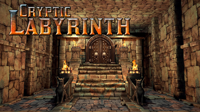 Cryptic Labyrinth