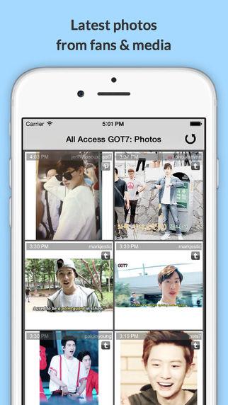 All Access: GOT7 Edition - Music Videos Social Photos More