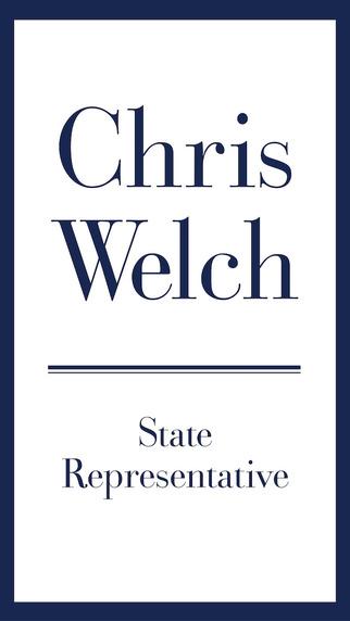 Illinois State Representative Chris Welch