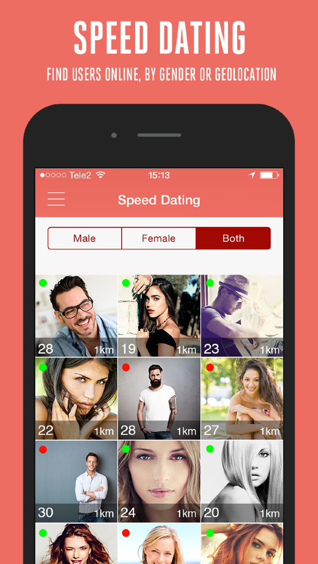 speed dating iphone app Meet your next date or soulmate 😍 chat, flirt & match online with over 20 million like-minded singles 100% free dating 30 second signup mingle2.