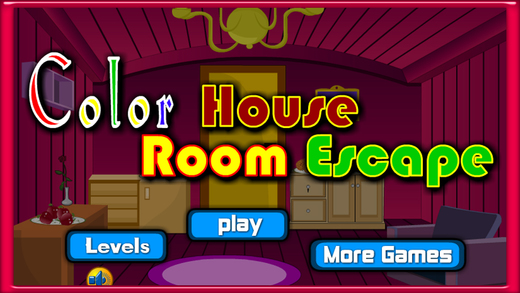 Color House Room Escape Game