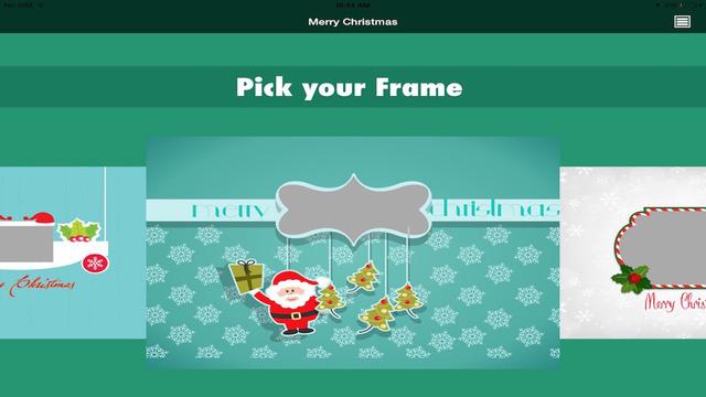 Christmas Framie
