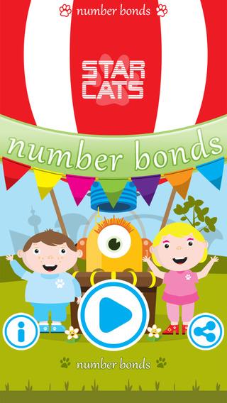 Number Bonds 123