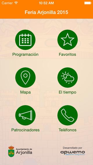 Feria Arjonilla 2014|玩生活App免費|玩APPs