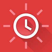 Red Clock - The Minimal Alarm Clock