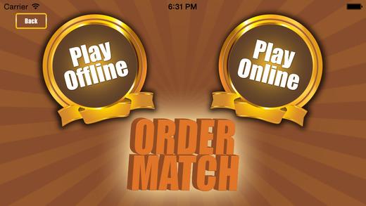 Order Match