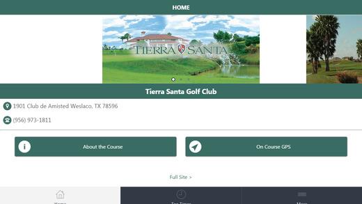 Tierra Santa Golf Club