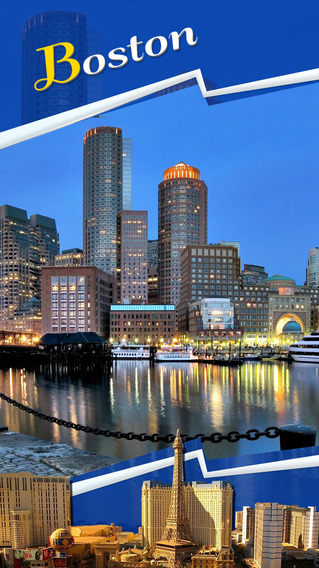 Boston Offline Tourism Guide