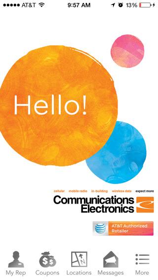 Communications Electronics