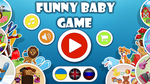 Funny Baby Game