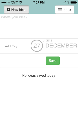 Save Idea Now