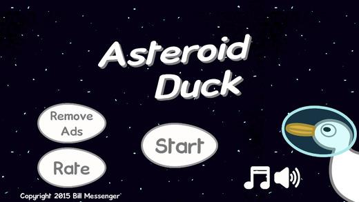Asteroid Duck