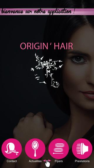 Origin'Hair