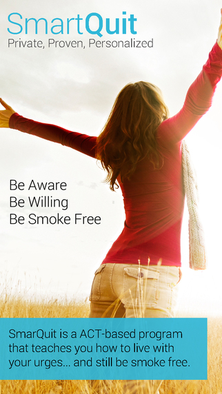 SmartQuit - Clinically proven to help smokers quit