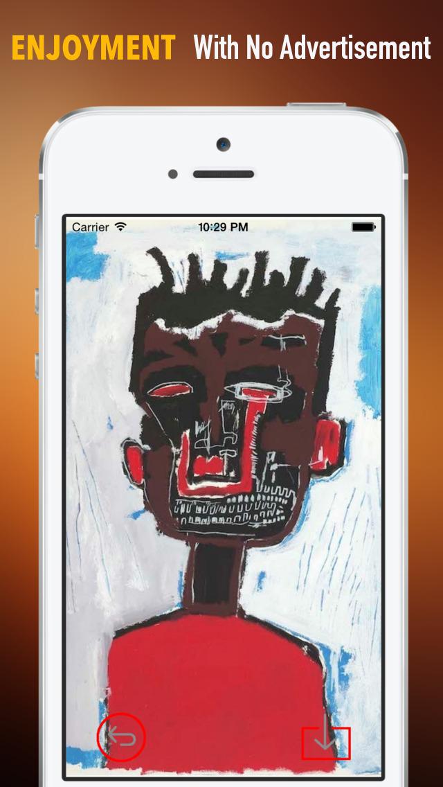 Jean-Michel Basquiat - Untitled -