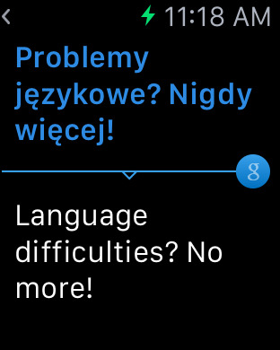Polish English Dictionary & Translator iPhone Screenshot 5