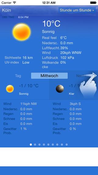 Wetter Köln