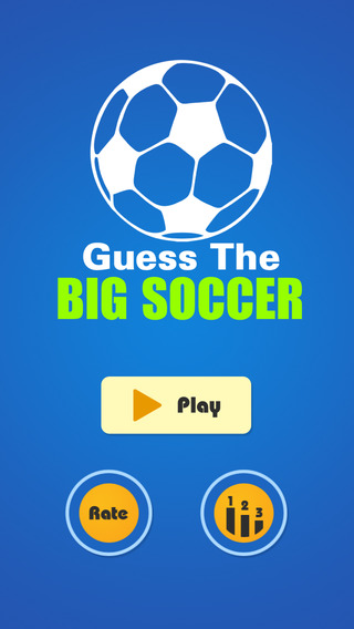Version 2016 for Guess The Big Soccer Emoji