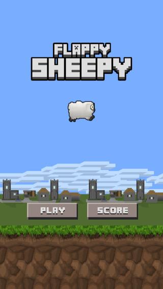 Flappy Sheepy