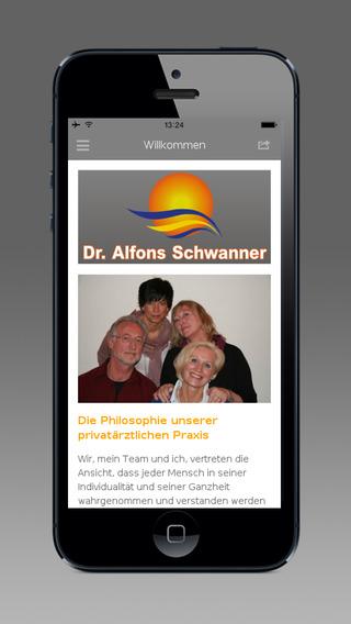 Dr. Alfons Schwanner