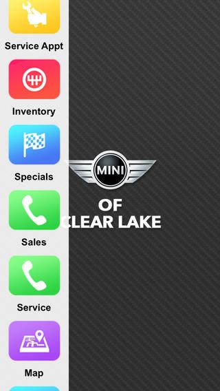 MINI of Clear Lake Dealer App