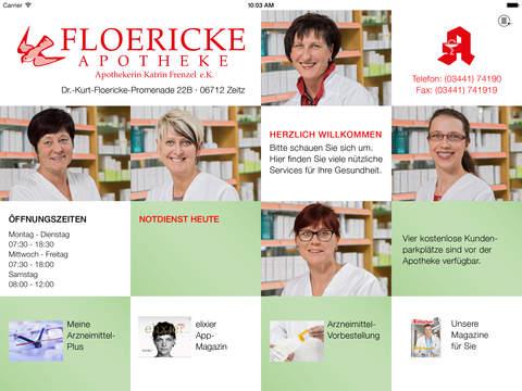 Floericke-Apotheke Zeitz
