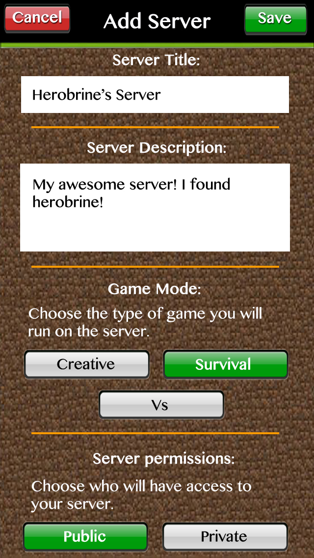 Image of Minecraft - Pocket Edition for iPhone
