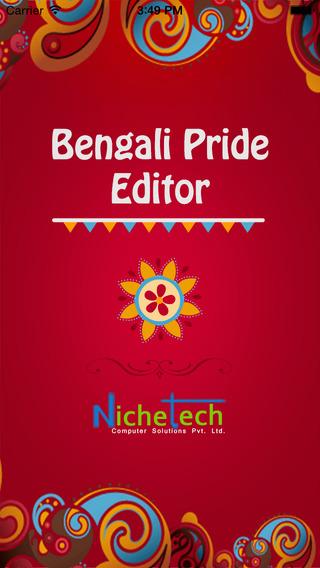 Bengali Pride Bengali Editor