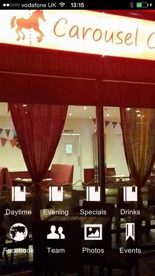 Carousel Cafe Restaurant