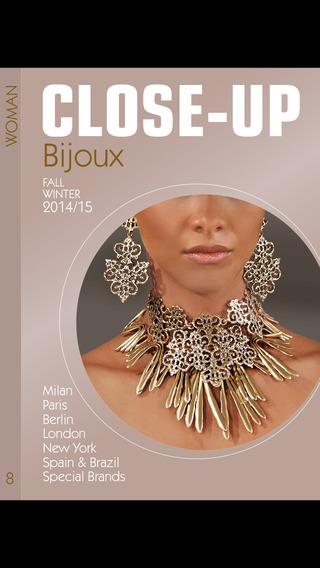 Close-Up Woman Bijoux