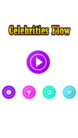 Celebrities Art Flow Match