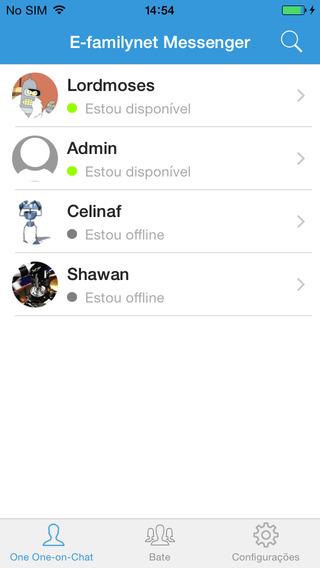 E-familynet Messenger