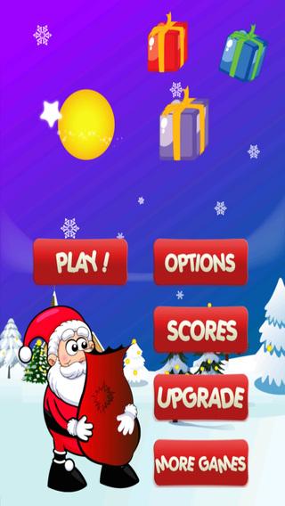 SANTA CLAUS GIFT GRAB - CATCH CHRISTMAS PRESENT CHALLENGE