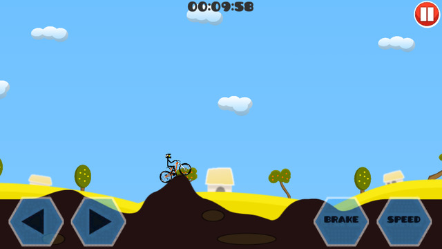 Crank It Mountain Bike