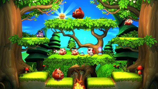 Muffin Knight – 松饼骑士[iOS][¥8→0]丨反斗限免
