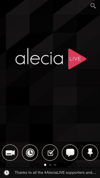 Alecia LIVE