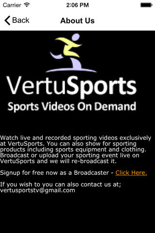 VertuSports screenshot 3