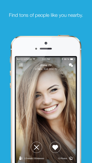 VOO Dating App - free fun match for LOVOO for men and women