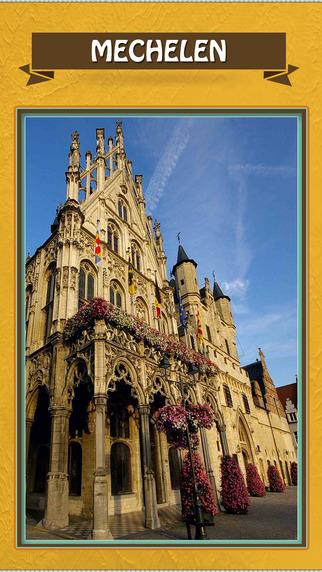 Mechelen City Travel Guide