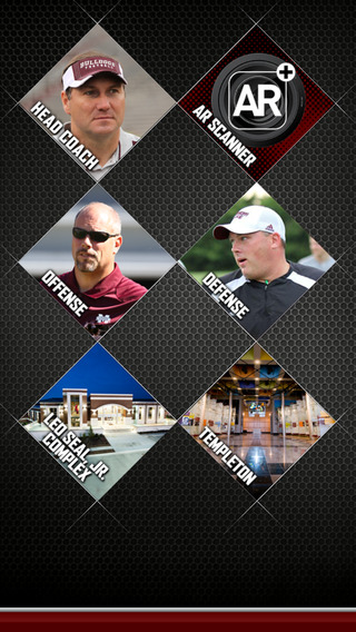 Mississippi State Football AUGMENTED REALITY
