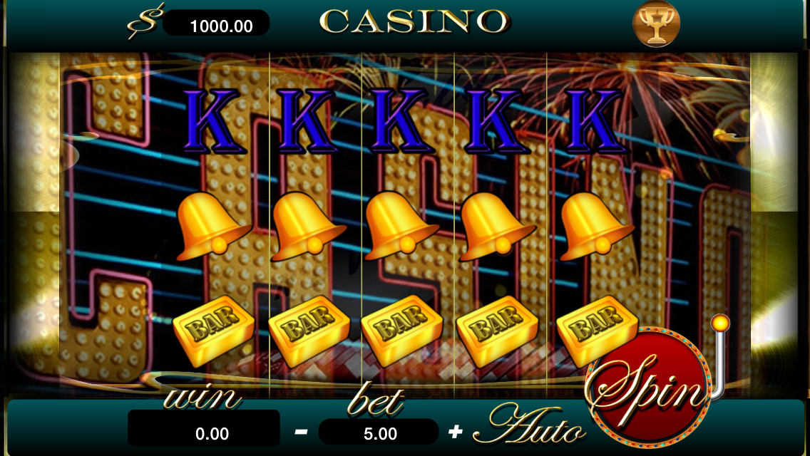 Free ipad casino slot games