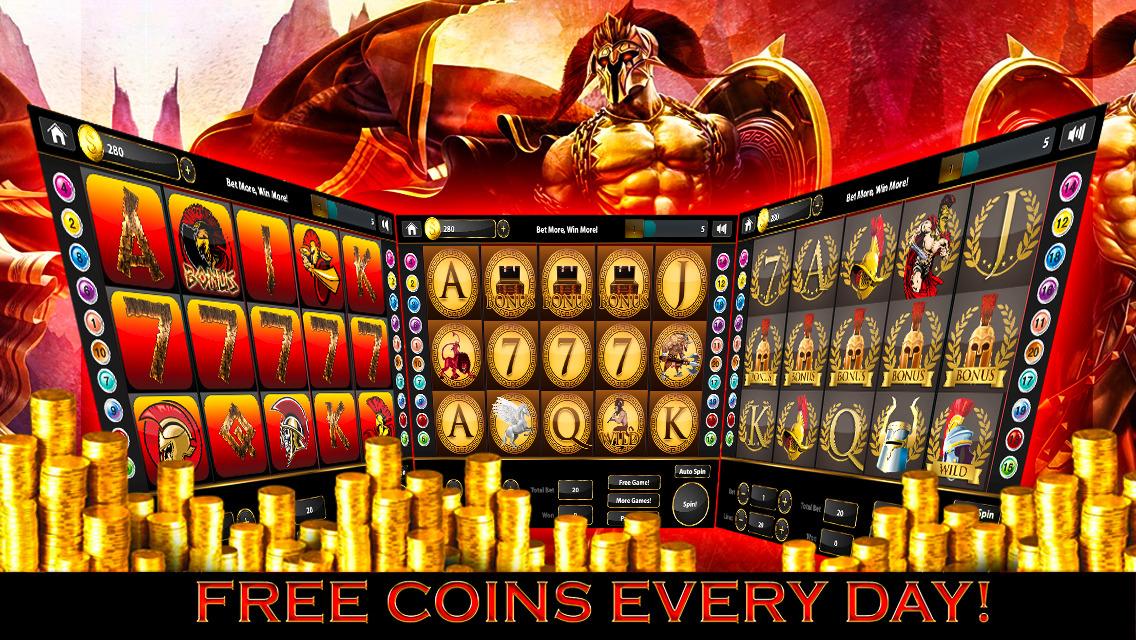 empire slots games