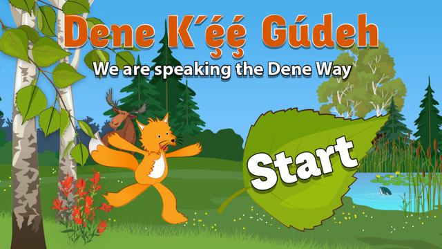 Gudeh: We are Speaking Dene Zhatie iPhone