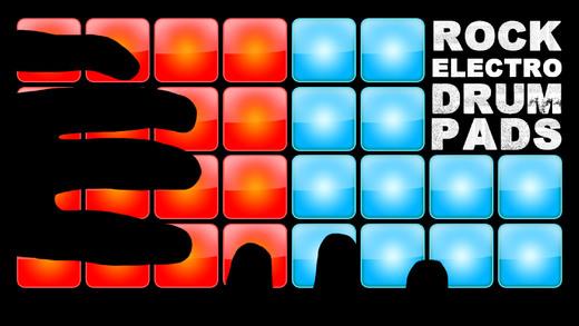 electro drum pads曲谱