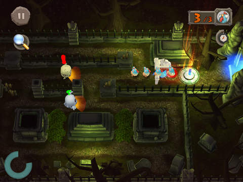 Dumb Chicken : Buddy Rescue Screenshots