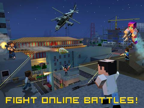 Block City Wars screenshot 4